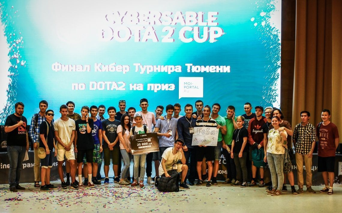 Cyber Sable Dota 2 CUP