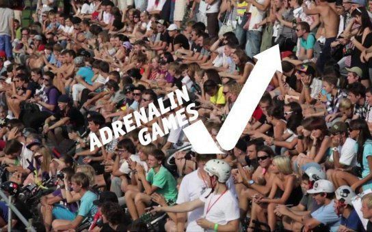 ADRENALIN GAMES'13