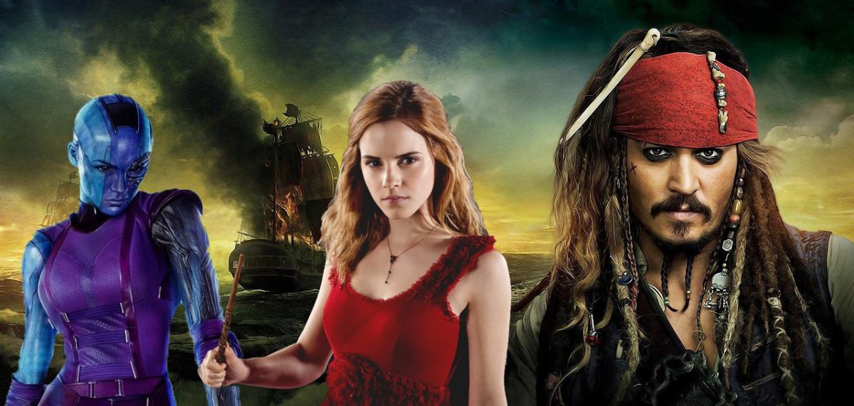 Начинка. Все секреты фильма «Пираты Карибского моря: Мертвецы не ... | 571x1200