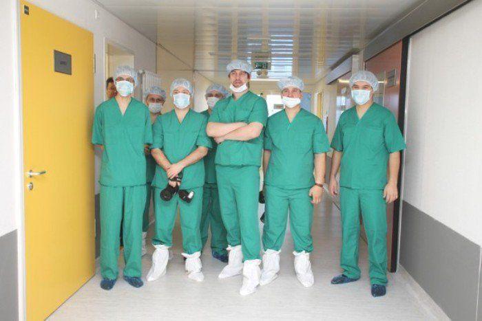 Тюменская область хирург вакансии