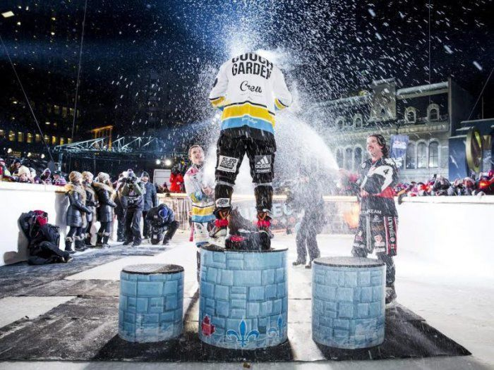 Red Bull Crashed Ice: Пора точить коньки!