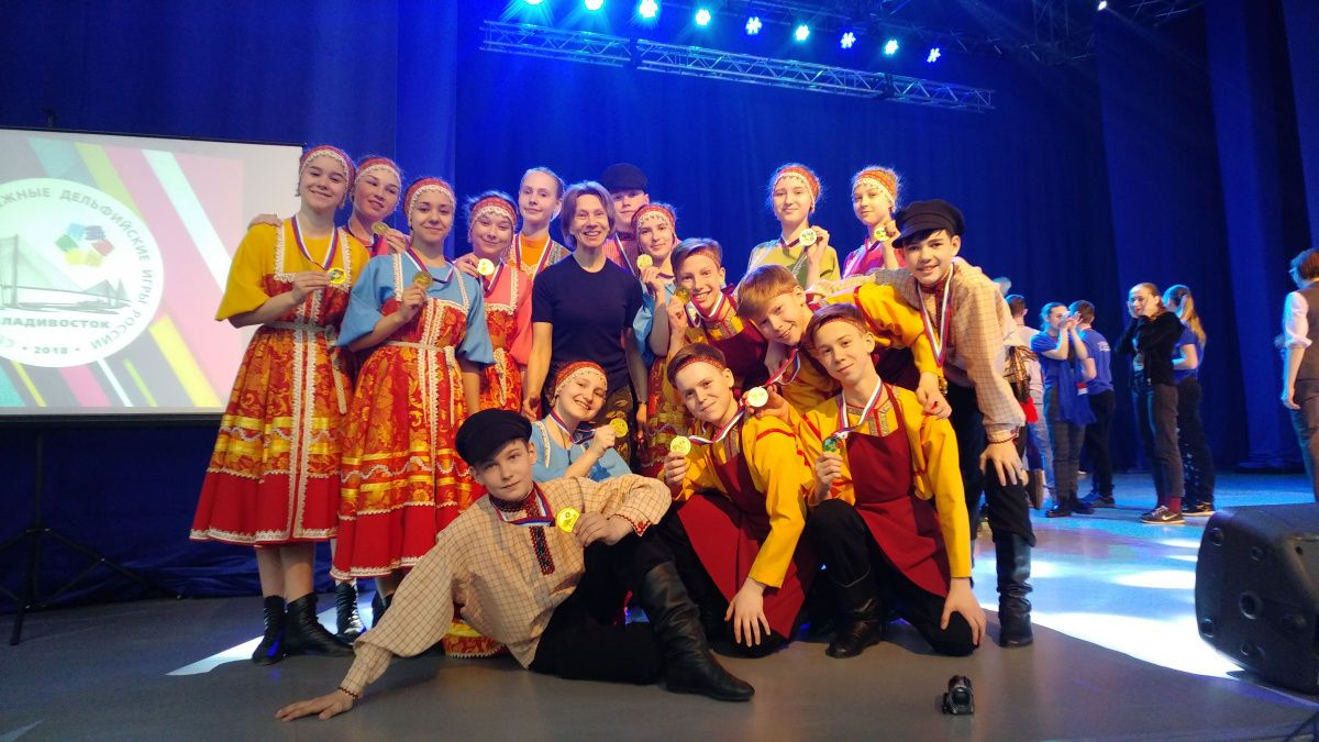 Москвичи победили наXVII Молодежных Дельфийских играх Российской Федерации
