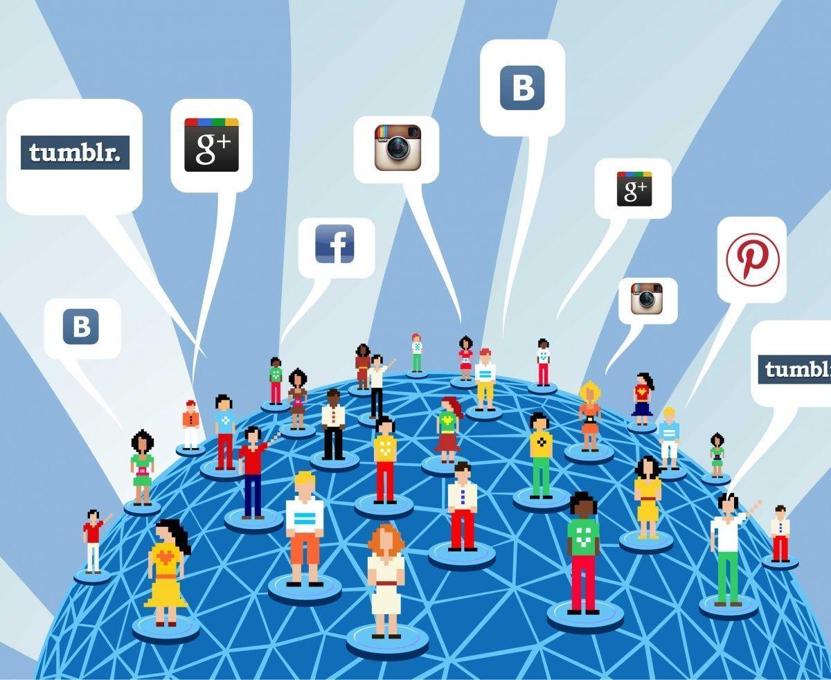 Ученые: Рост количества друзей в социальных сетях увеличивает риск ОРЗ