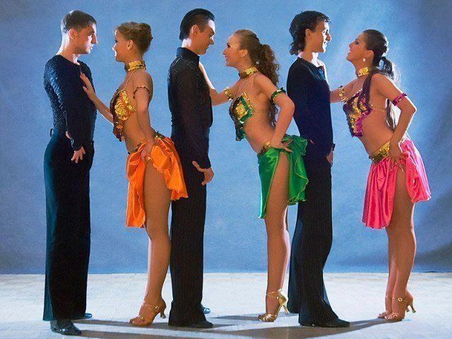 фотографии песни костюмы прически движения-про танцы