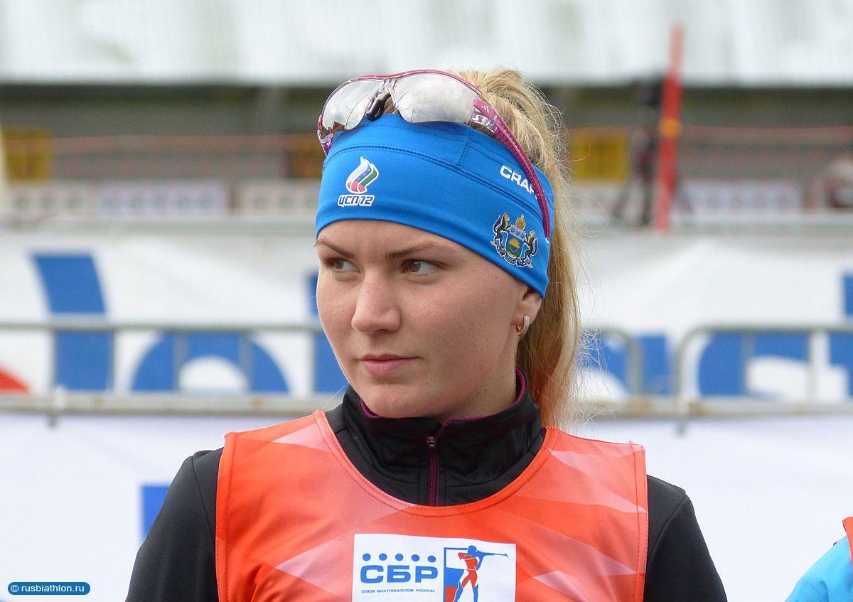 Юлия Джима завоевала Украине первую медаль нового биатлонного сезона