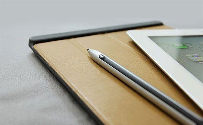 Apple патентует стилус, которым можно рисовать ввоздухе