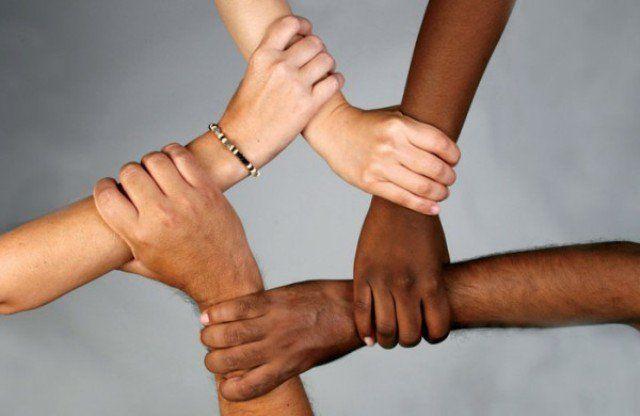 картинка мы разные но мы вместе