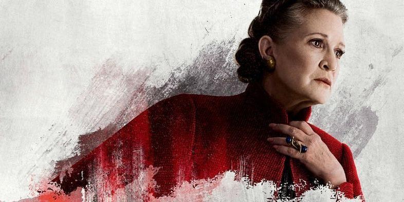 Кэрри Фишер возвратится в«Звездные войны»