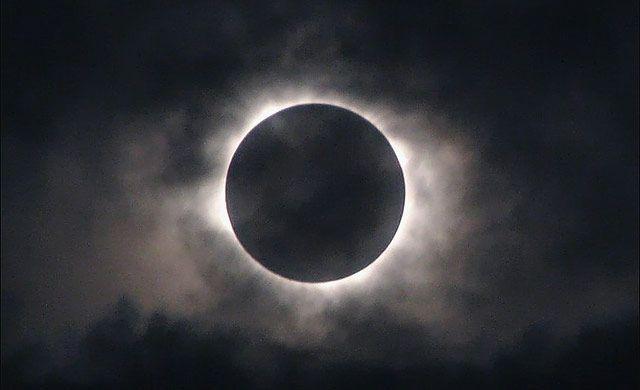 «Кровавая» Луна: граждан России сегодня ожидает необычайное затмение