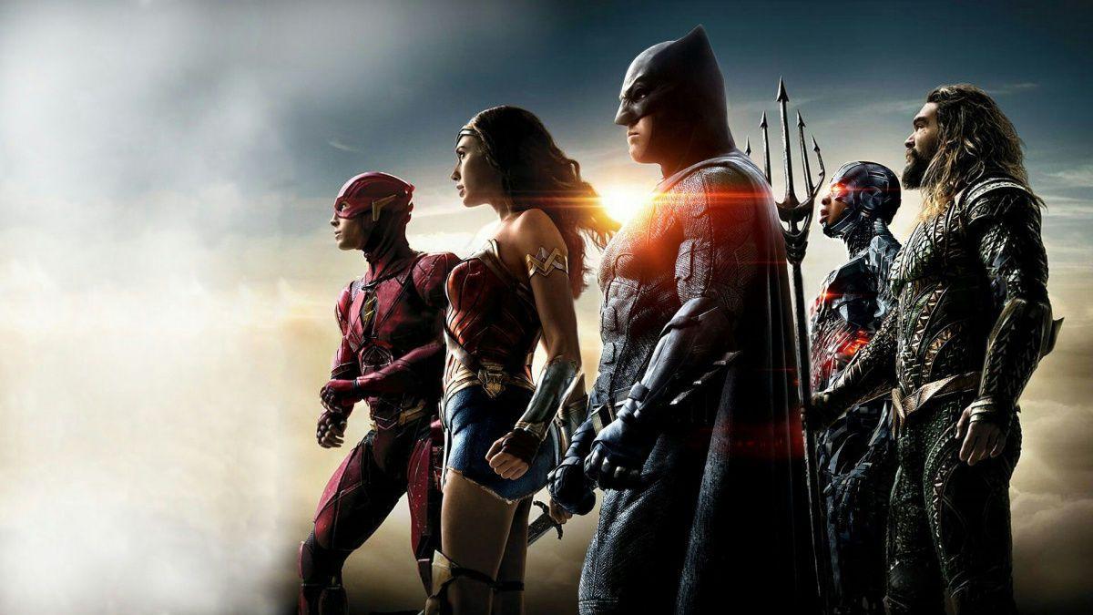 «Лига справедливости»— Премьеры ноября