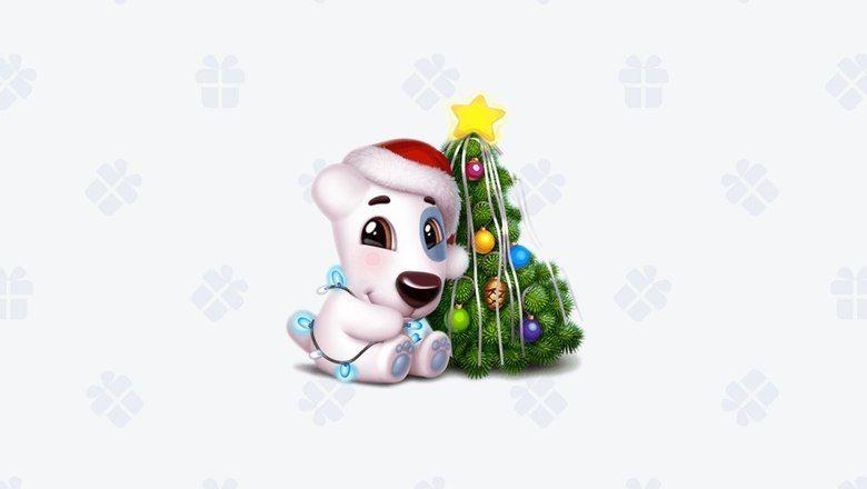 Благотворительный новогодний подарок появился в«ВКонтакте»